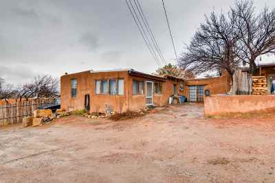Santa Fe Single Family Home For Sale: 5 Montoya Circle