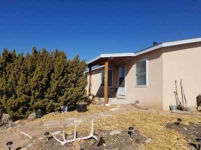 Abiquiu Single Family Home For Sale: 51 Placita Agua #51