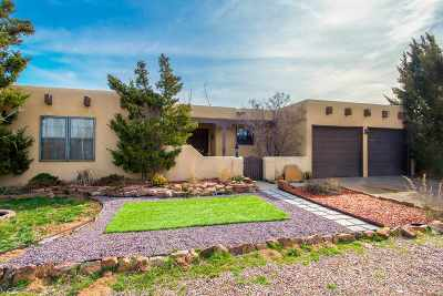 Santa Fe Single Family Home For Sale: 2801 Don Quixote