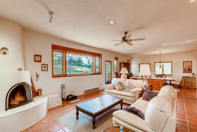 Santa Fe Single Family Home For Sale: 53 Encantado Loop