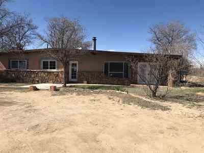 Single Family Home For Sale: 7 County Rd 84g
