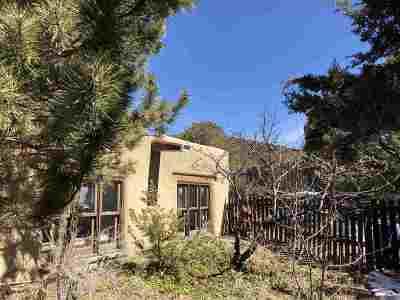 Santa Fe County Single Family Home For Sale: 1298 Lejano