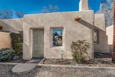 Santa Fe Condo/Townhouse For Sale: 115 W Santa Fe Avenue #Unit I