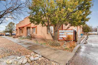 Santa Fe Condo/Townhouse For Sale: 1401 Maclovia Unit G