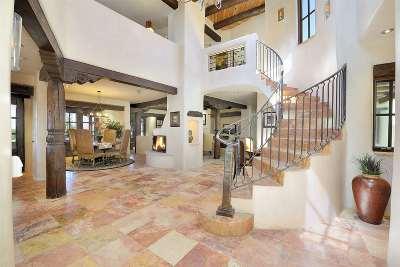 Santa Fe Single Family Home For Sale: 152 A Arroyo Hondo Rd