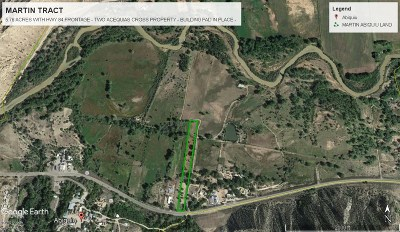 Residential Lots & Land For Sale: 23 Rancho Acequias