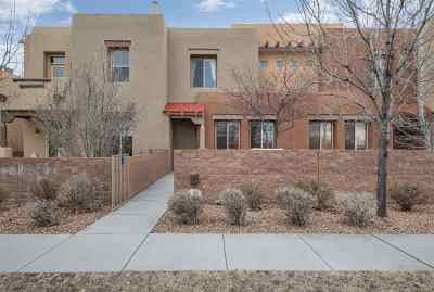 Santa Fe Condo/Townhouse For Sale: 23 Johnson Mesa