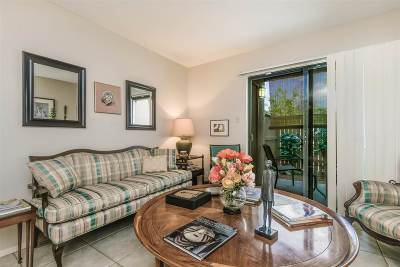 Santa Fe Condo/Townhouse For Sale: 941 Calle Mejia Unit 312