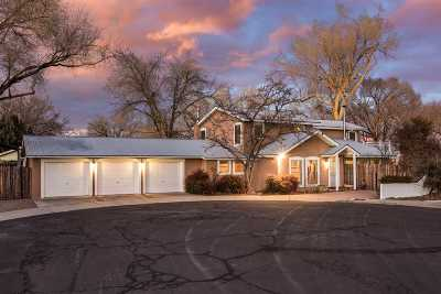 Albuquerque NM Single Family Home For Sale: $665,000