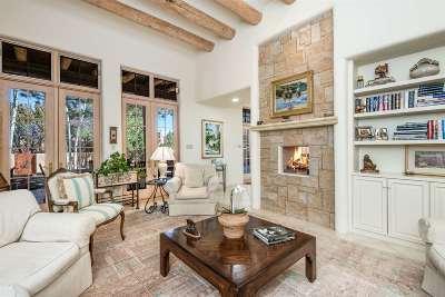 Santa Fe Single Family Home For Sale: 907 Old Santa Fe Trail