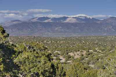 Residential Lots & Land For Sale: 549 Acres The Santa Fe Ranch