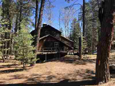 Jemez Springs Single Family Home For Sale: 6 Mimbres Way