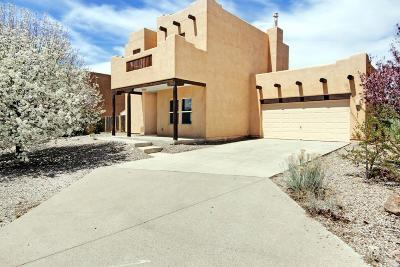 Santa Fe Single Family Home For Sale: 6791 Camino Rojo