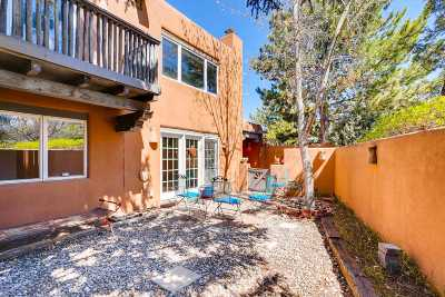 Santa Fe Condo/Townhouse For Sale: 624 E. Alameda #12
