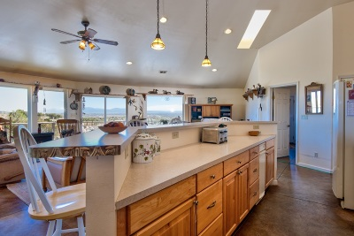 Santa Fe County Single Family Home For Sale: 2 B Firehouse Ln