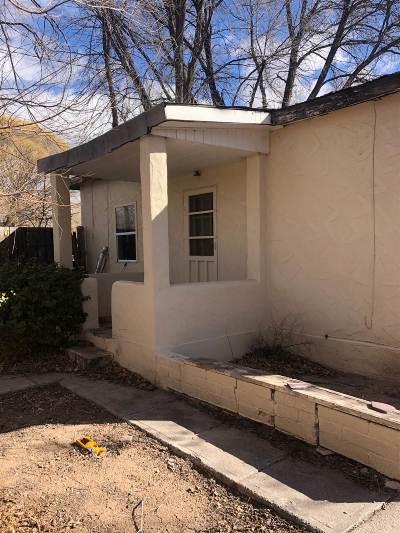 Espanola Single Family Home For Sale: 202a Lower San Pedro
