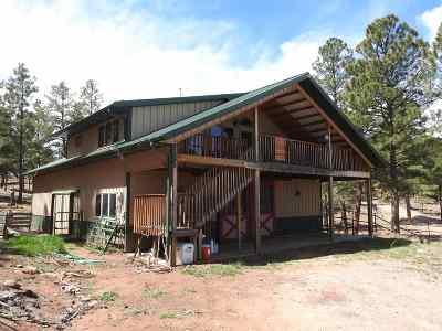 Single Family Home For Sale: 84 La Cueva Road