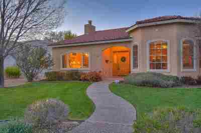 Albuquerque NM Single Family Home For Sale: $725,000