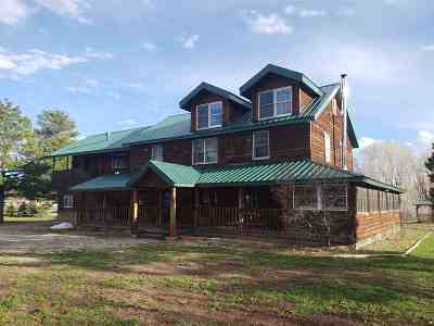 Rio Arriba County Single Family Home For Sale: 804 7th Extd.