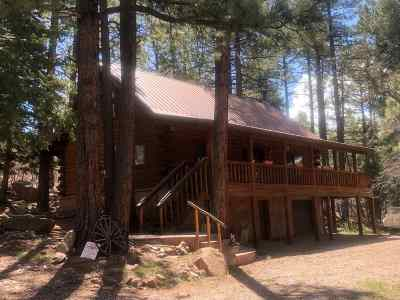 Rio Arriba County Single Family Home For Sale: Falls Creek Road