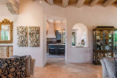 Santa Fe Single Family Home For Sale: 9 Cinco Pintores