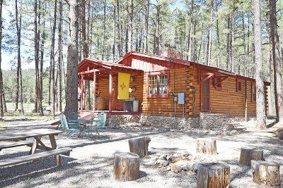 Jemez Springs Single Family Home For Sale: 106 Horseshoe Trail