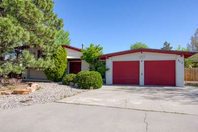 Los Alamos Single Family Home For Sale: 412 Kolleen Court