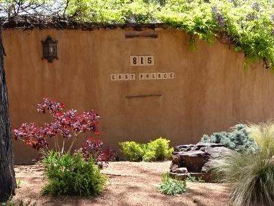 Santa Fe Condo/Townhouse For Sale: 815 Palace
