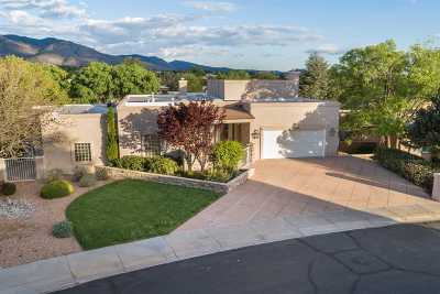 Albuquerque Single Family Home For Sale: 9522 Pebble Beach Drive