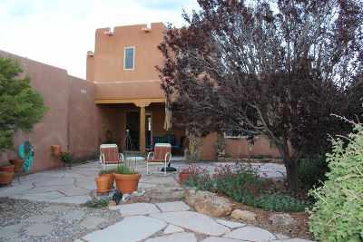 Santa Fe Single Family Home For Sale: 3041 Pueblo Puye