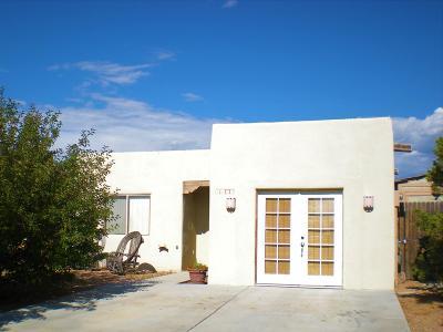 Santa Fe Single Family Home For Sale: 1179 Senda Del Valle