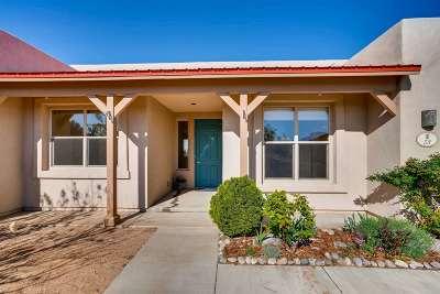 Rancho Viejo Single Family Home For Sale: 53 Devoys Peak
