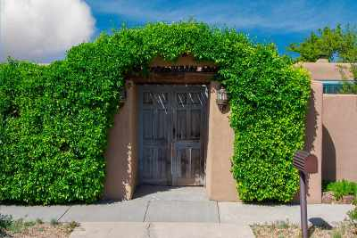 Santa Fe Single Family Home For Sale: 2134 Calle De Sebastian