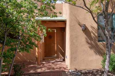Santa Fe Condo/Townhouse For Sale: 709-D Don Felix