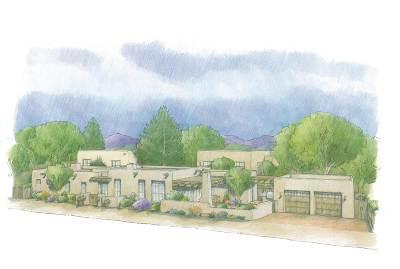Santa Fe NM Single Family Home For Sale: $2,075,000