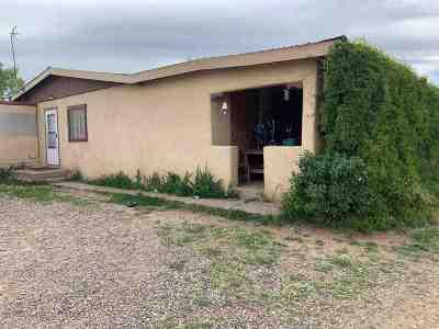 Santa Fe NM Single Family Home For Sale: $249,000