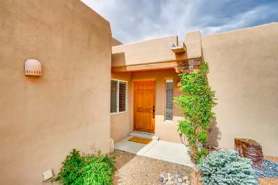 Santa Fe Single Family Home For Sale: 4 Calle Amistosa