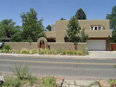 Santa Fe Single Family Home For Sale: 834 Don Diego