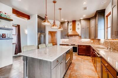 Santa Fe County Single Family Home For Sale: 18 Camino Barranca