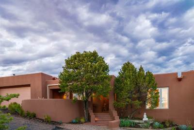 Santa Fe Single Family Home For Sale: 4 Blanket Flower