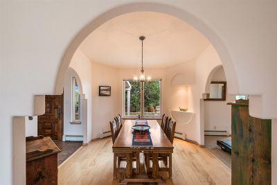 Santa Fe County Single Family Home For Sale: 70 Spruce