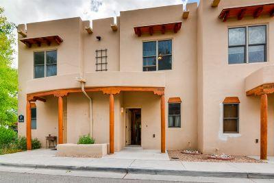 Santa Fe County Condo/Townhouse For Sale: 601 W San Mateo Unit 194 #194
