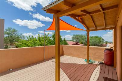 Santa Fe Condo/Townhouse For Sale: 815 Baca Street Unit C