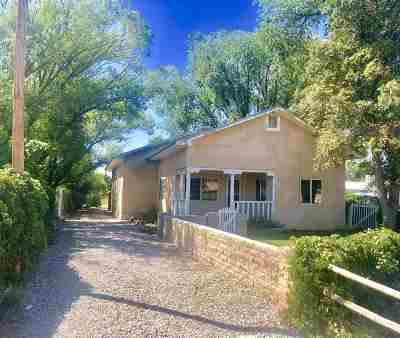 Single Family Home For Sale: 438 W Pueblo