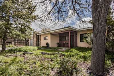 Santa Fe Single Family Home For Sale: 211 Alamo