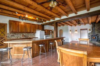 Santa Fe County Single Family Home For Sale: 166 Nm State Road 50