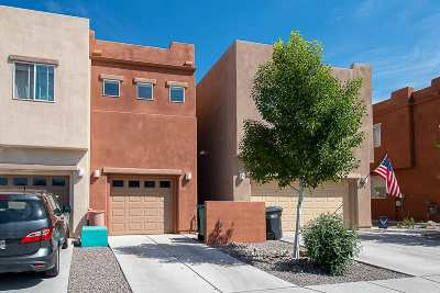 Santa Fe County Condo/Townhouse For Sale: 13 Canyon Cliff