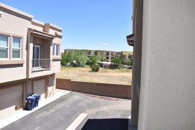Santa Fe Condo/Townhouse For Sale: 4508 Santa Elena #C