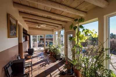Single Family Home For Sale: 48 La Cueva Creek Road