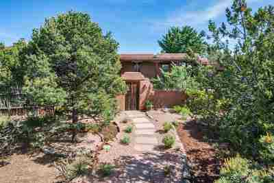 Santa Fe Single Family Home For Sale: 13 N Sparrow Lane